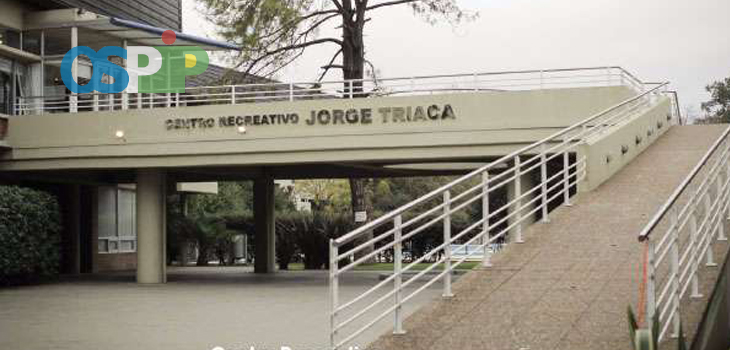 Centro de Aislamiento para pacientes con Covid Positivo Jorge Triaca